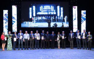 Ю.А. Колесников принял участие в торжественной церемонии награждения победителей конкурса «Бизнес Дона»