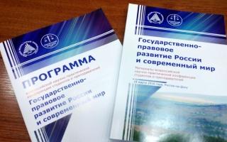 На юридическом факультете ЮФУ состоялась конференция «Государственно-правовое развитие России и современный мир»