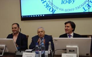 Эксперты и магистранты обсудили проблематику налоговой оптимизации