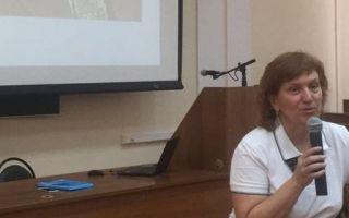 3 сентября состоялась открытая лекция Е.Ю. Киреевой