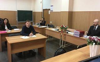 Второй этап защит ВКРМ по финансовому праву прошел успешно