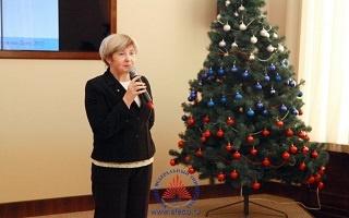 Новогодний прием ректора ЮФУ для представителей прессы и медийных лиц