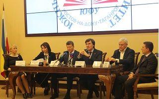 Страховое сообщество Юга России и ЮФУ провели практикующий семинар и пресс-конференцию