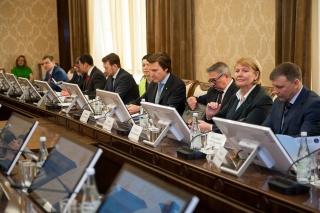 """В ЮФУ состоялась конференция """"Финансовая политика государства на современном этапе: экономико-правовые аспекты"""""""
