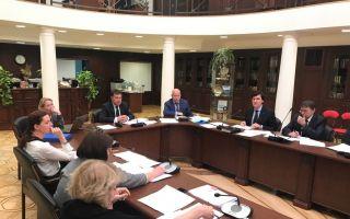 Юрий Колесников принял участие в совещании в Верховном Суде РФ