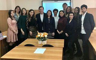 Первая группа магистрантов успешно защитила ВКРМ