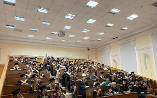 Третий выпуск МП «Юрист-Финансист» прошел в стенах юридического факультета ЮФУ.