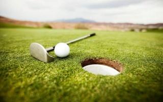 В субботу состоялся гольф-турнир, посвященный столетию ЮФУ