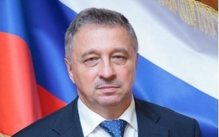 "Команда МП ""Юрист-Финансист"" поздравляет с юбилеем Николая Семеновича Бондаря!"