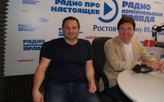 """Стартовал цикл программ """"Финансовый контроль"""" с Юрием Колесниковым"""