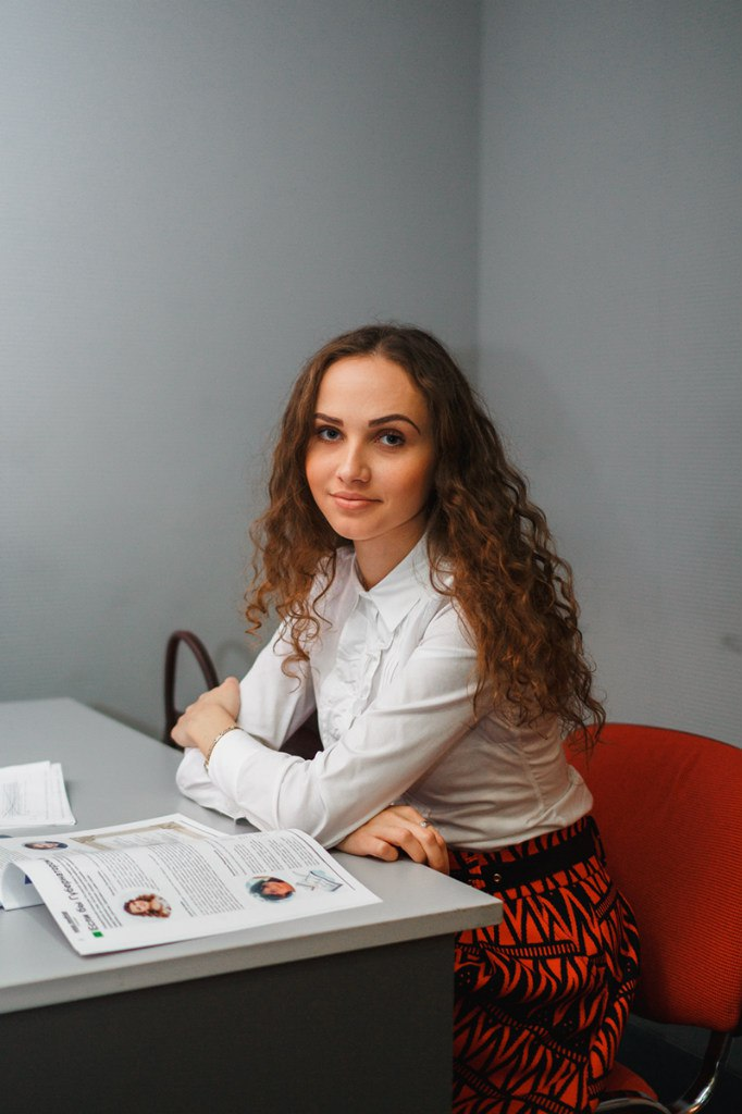 Задорожная Дарья Алексеевна